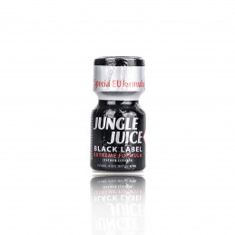 Poppers Jungle Juice Black Label - 10ml