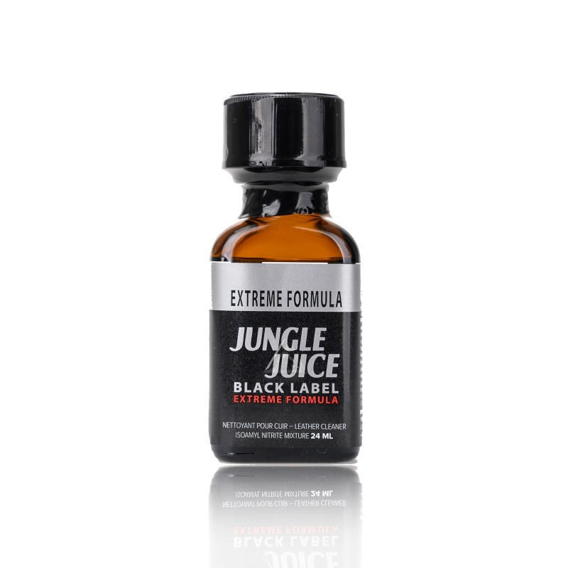 Poppers Jungle Juice Black Label - 24ml
