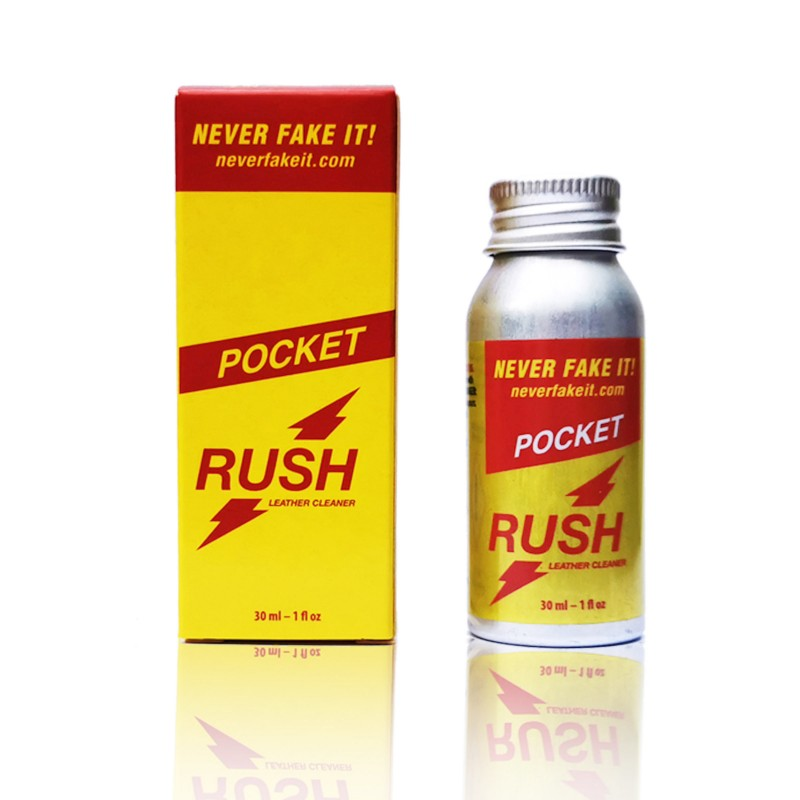 Poppers Rush Pocket - 30ml