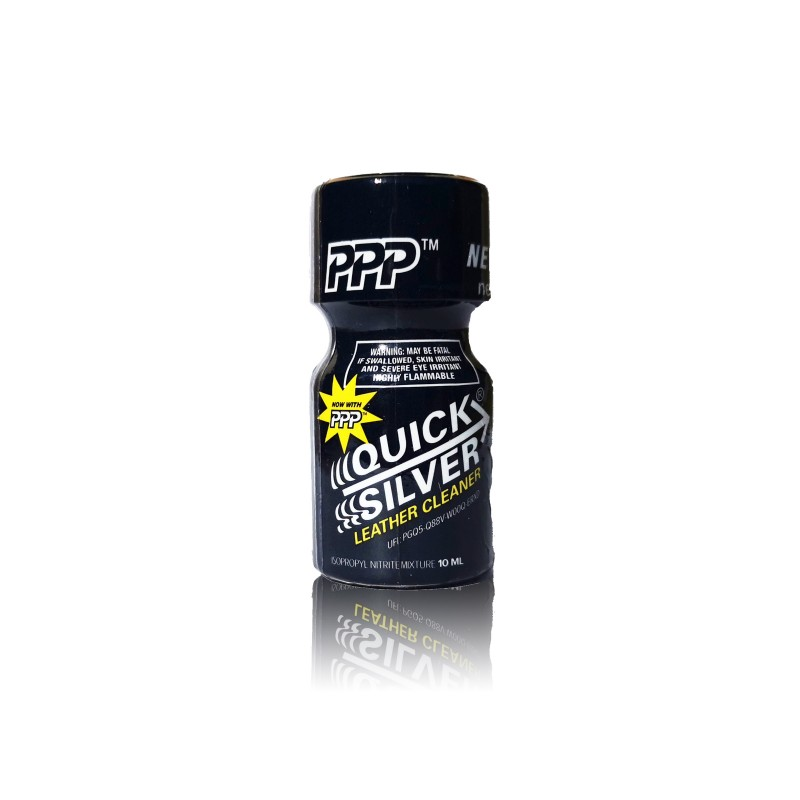 Poppers Quick Silver - 10ml