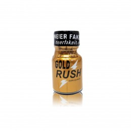 Poppers Gold Rush - 10ml
