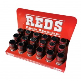 Poppers Packs - Reds X 18 - 10ml