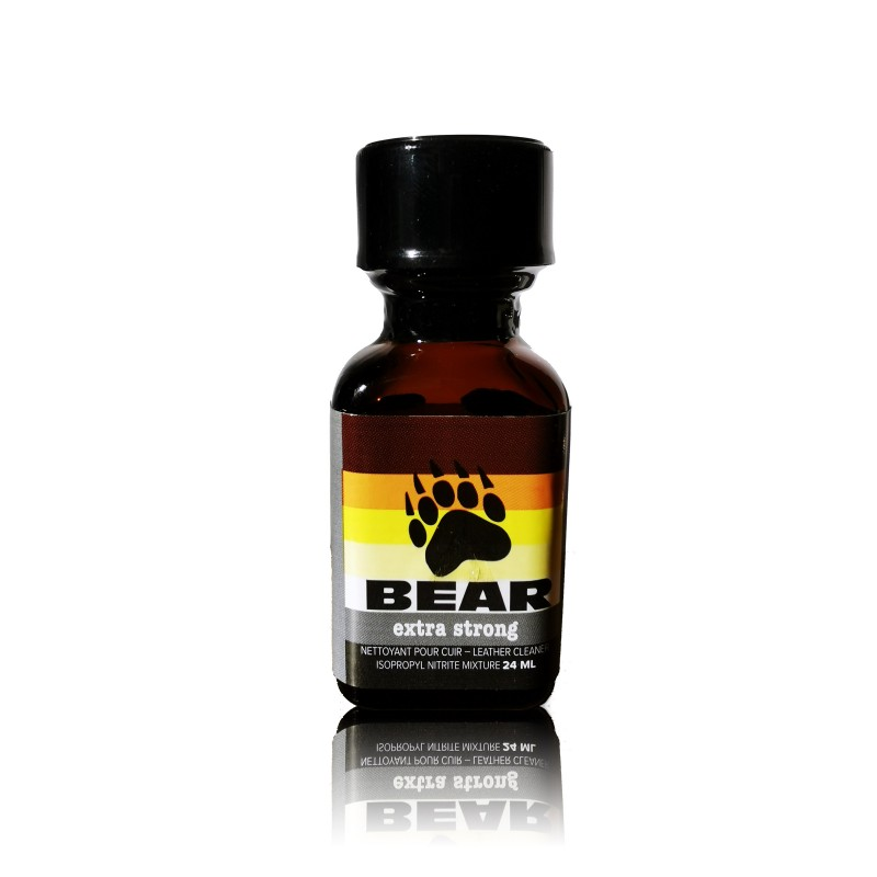 Poppers Bear Extra Strong - 24ml
