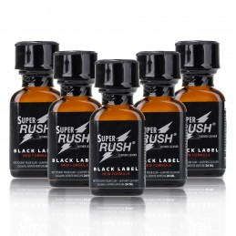 Pack Poppers Super Rush...
