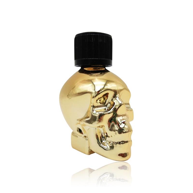 Poppers Gold Skull - 24ml