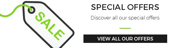 Discover all our special offers