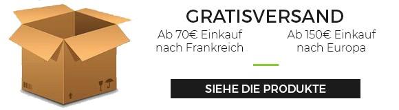 Kostenlose Lieferung ab 70,00€