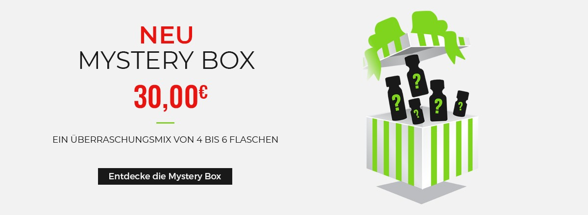 Entdecken Sie die Mystery Box Poppers