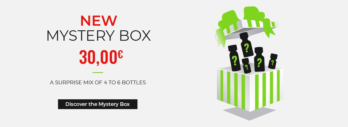 Discover the Mystery Box Poppers